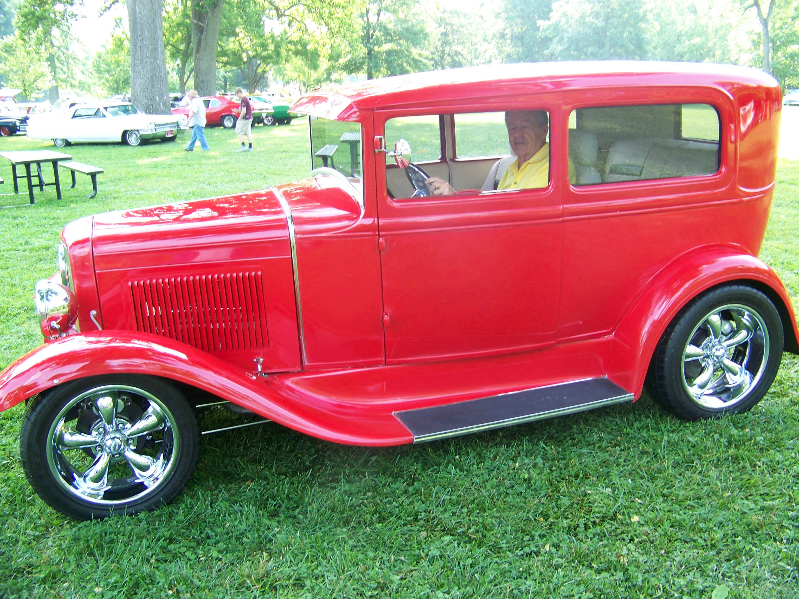 Car pictures for 1930 plymouth 4 door sedan